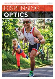 June Dispensing Optics magazine